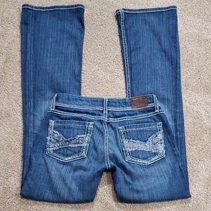 Women's BKE Starlite jeans boot cut